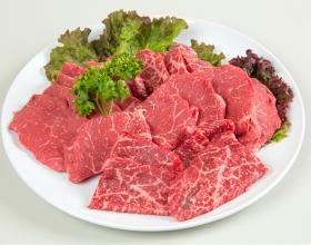 黒毛和牛モモ焼肉