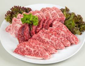 黒毛和牛カルビ焼肉