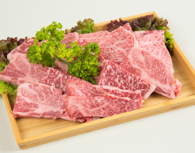 黒毛和牛ロース焼肉