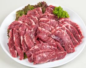 US産牛ハラミ焼肉