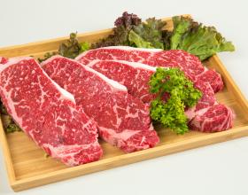 黒毛牛サーロインステーキ